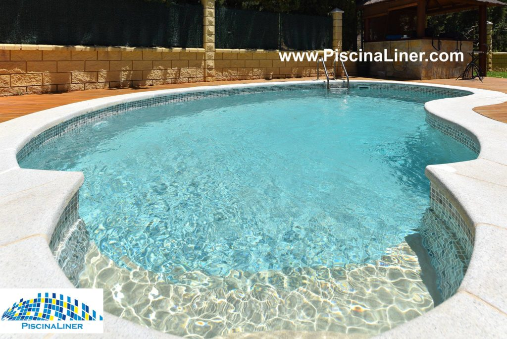 Replacement pool liner Malaga