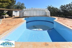 Pool Renovation, Algarve, Portugal