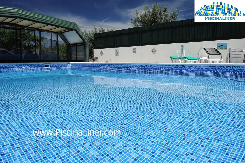 Pool Renovation, with Alkorplan liner