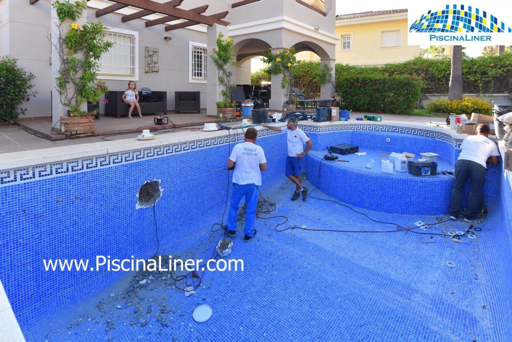 Reformas de piscinas, Mijas
