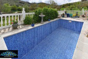 Pool Renovation, Granada