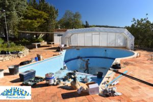 Pool Repairs and Renovation