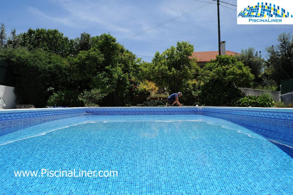 Pool liner installers,Tomar, Santarem, Portugal