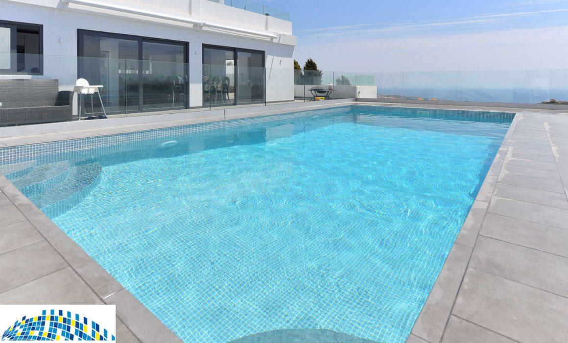 Pool Renovation, Benalmadena, Malaga.