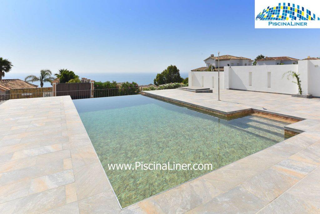 Natural pool, Malaga
