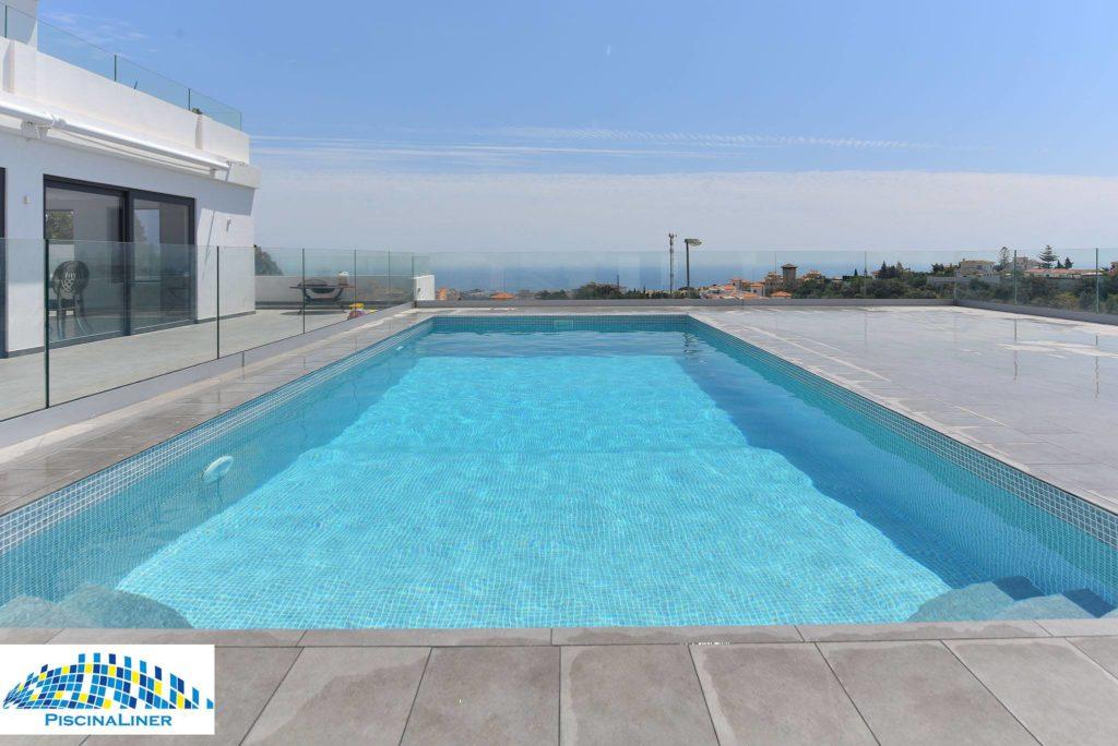 Swimming pool, Spain