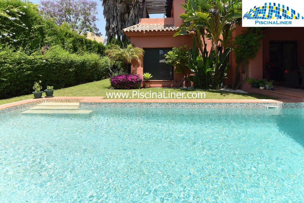 Swimming pool repaired and renovated, Estepona