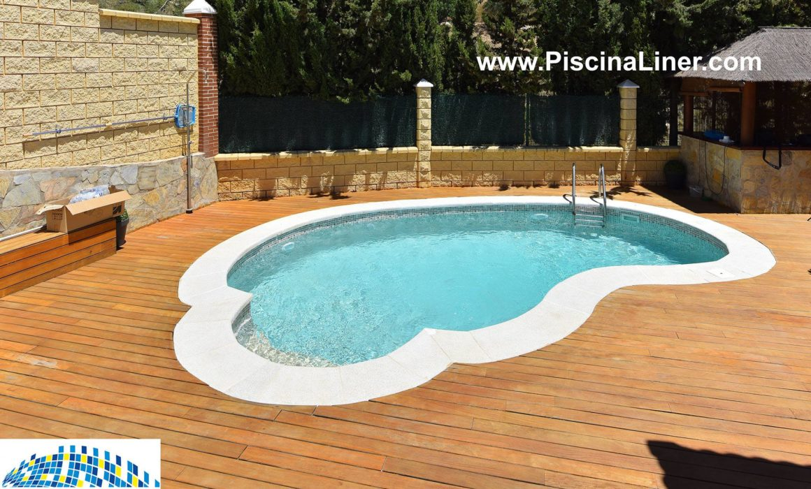 Spain and portugal swimming pool liners specialist for Liner waterair