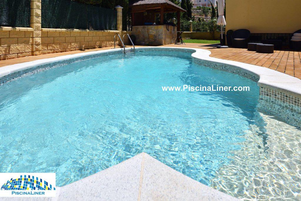 Persia Sand pool lining. AlkorPlan 3000