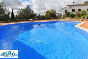 Algarve pool renovation