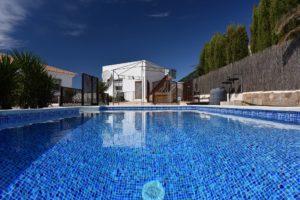 Steel Pool Liner Replacement Almeria