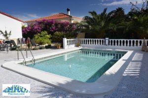 Pool Liner, Arboleas