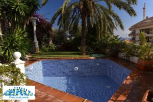 Renovated Pool, Torreblanca