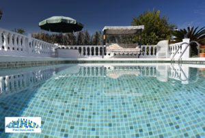 Finished Pool reform, Andalucia