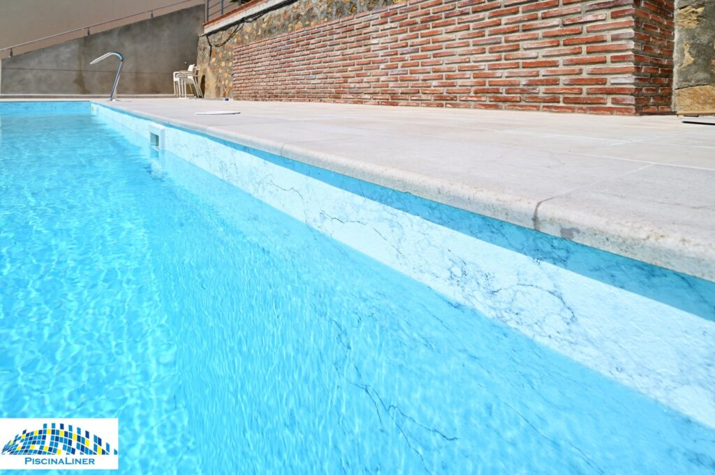Renolit TOUCH VANITY reinforced pool liner