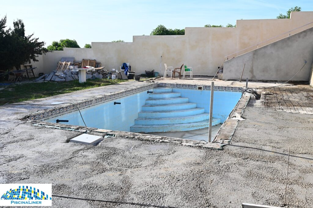 Swimming pool repair and renovation, Malaga