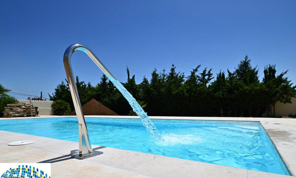Hydro-massage fountain