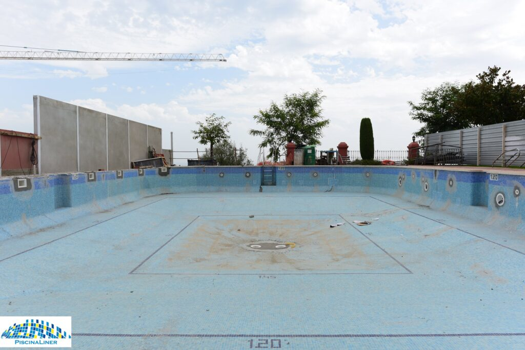 Renovation of community pool, Benahavis