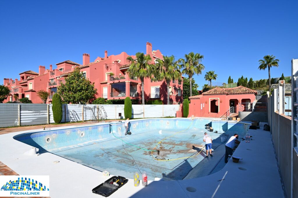 Benahavis pool repairs