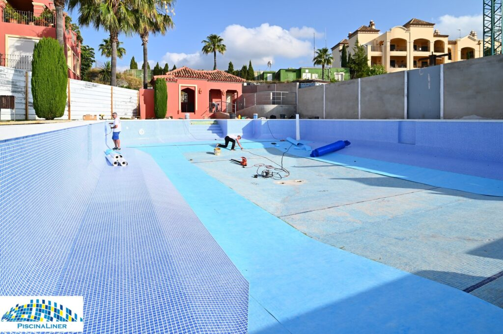 Marbella swimming pool repairs