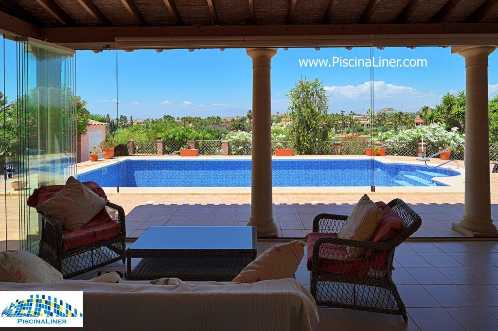 Renolit Pool Liner installers, Almeria
