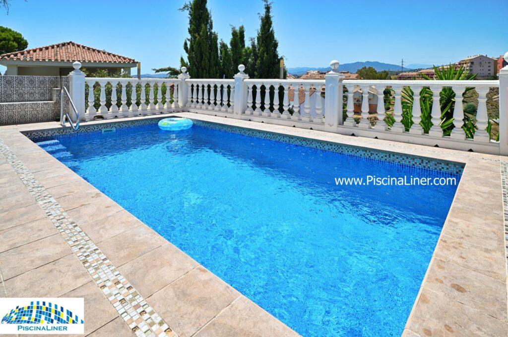 Swimming pool refurbishment, Torreblanca