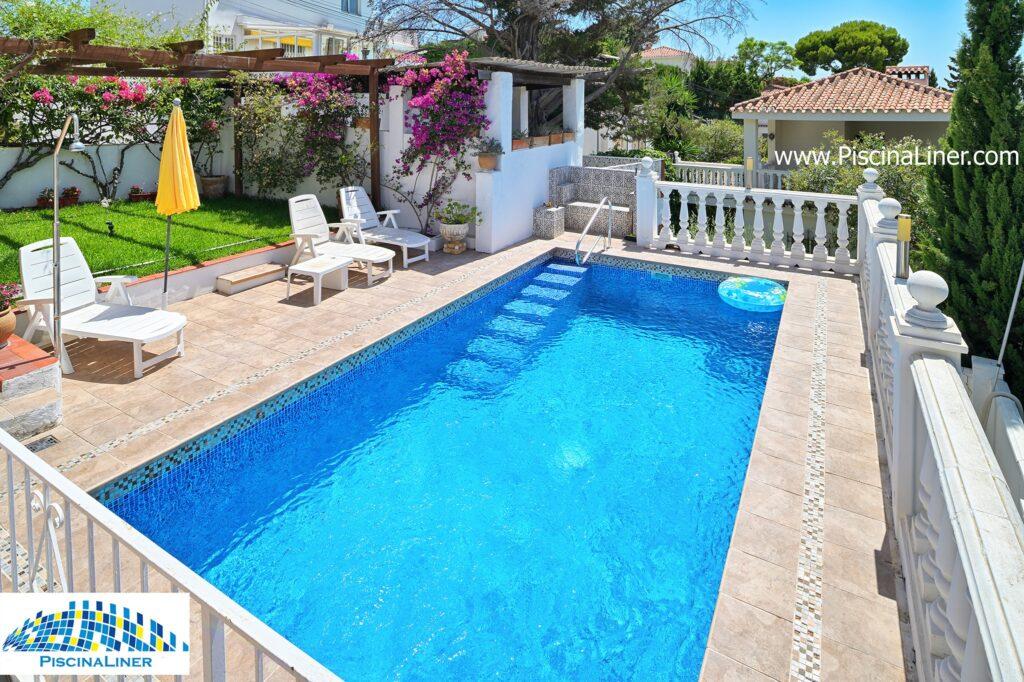 Renovation of old swimming pool, Fuengirola