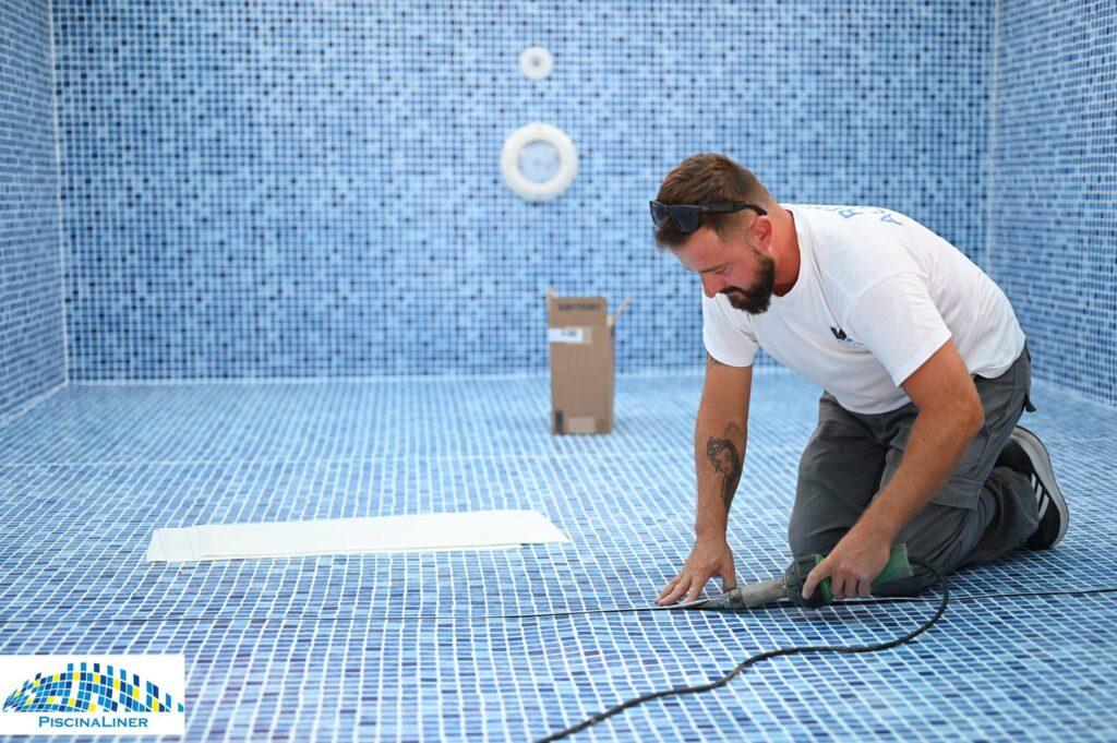 Mijas pool repair and renovation