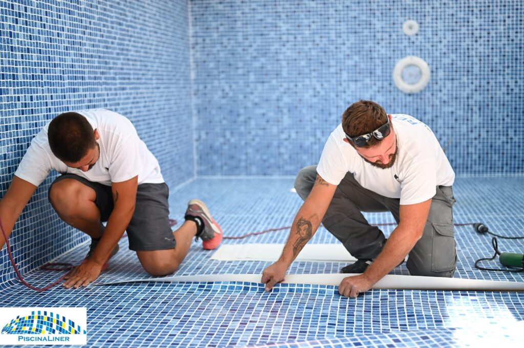 Reinforced swimming pool liners