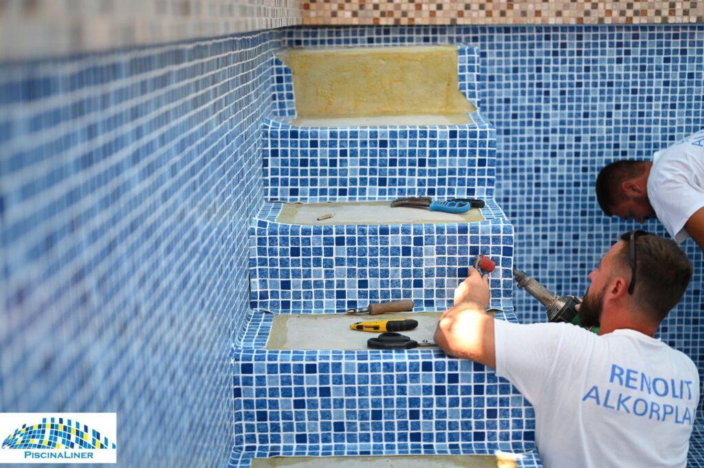 Pool repairs, Fuengirola