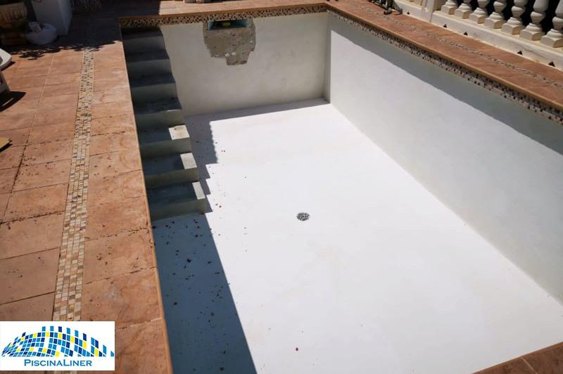 Torreblanca pool renovation and repairs