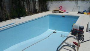 Reperacion de piscina, Malaga