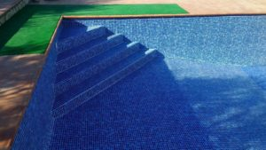 Pool Steps, Mojacar