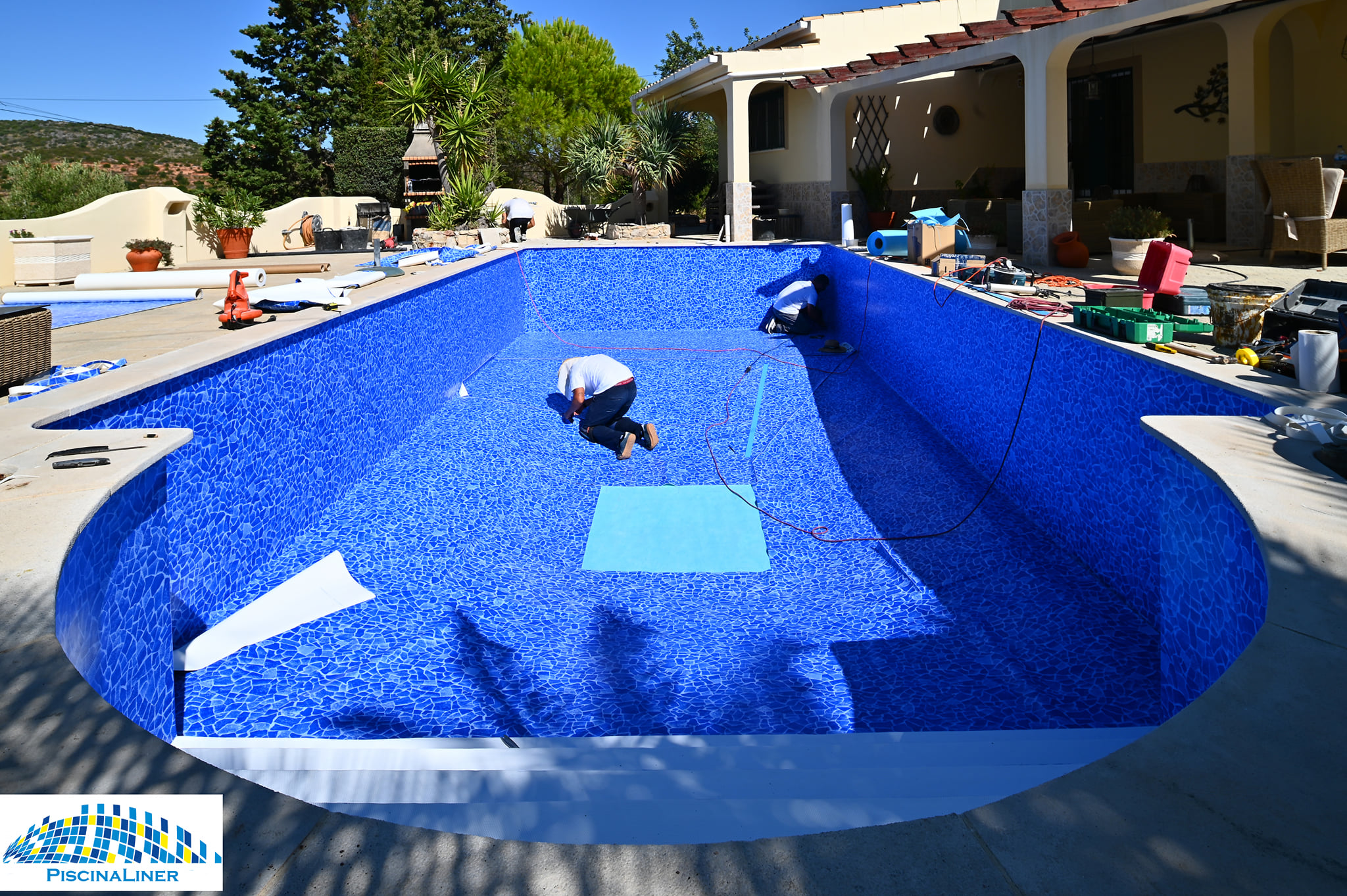 Renolit Portugal swimming pool liners