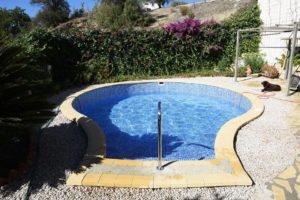 Reperacion piscina gresite
