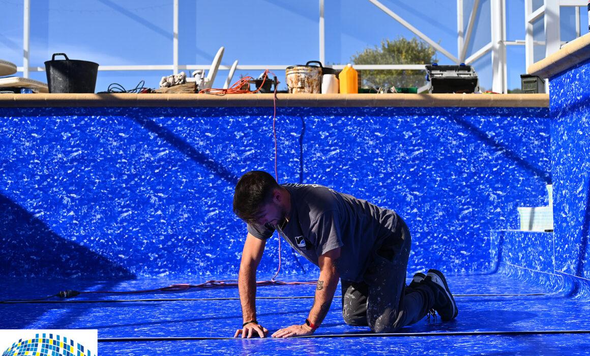 AlkorPlan 3000 Marble pool liner