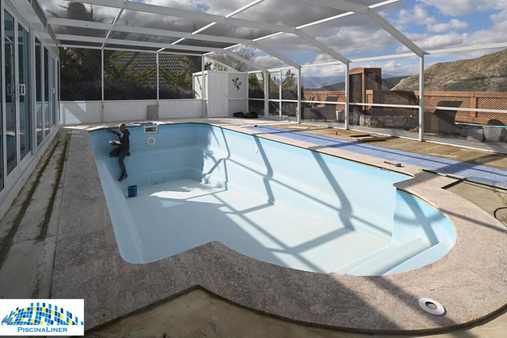 GRP pool repairs