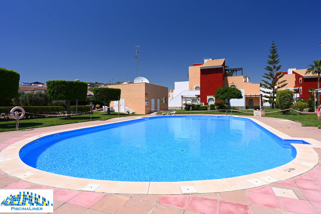 Community swimming pool renovation