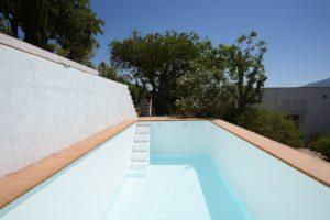 Reinforced Pool Liner