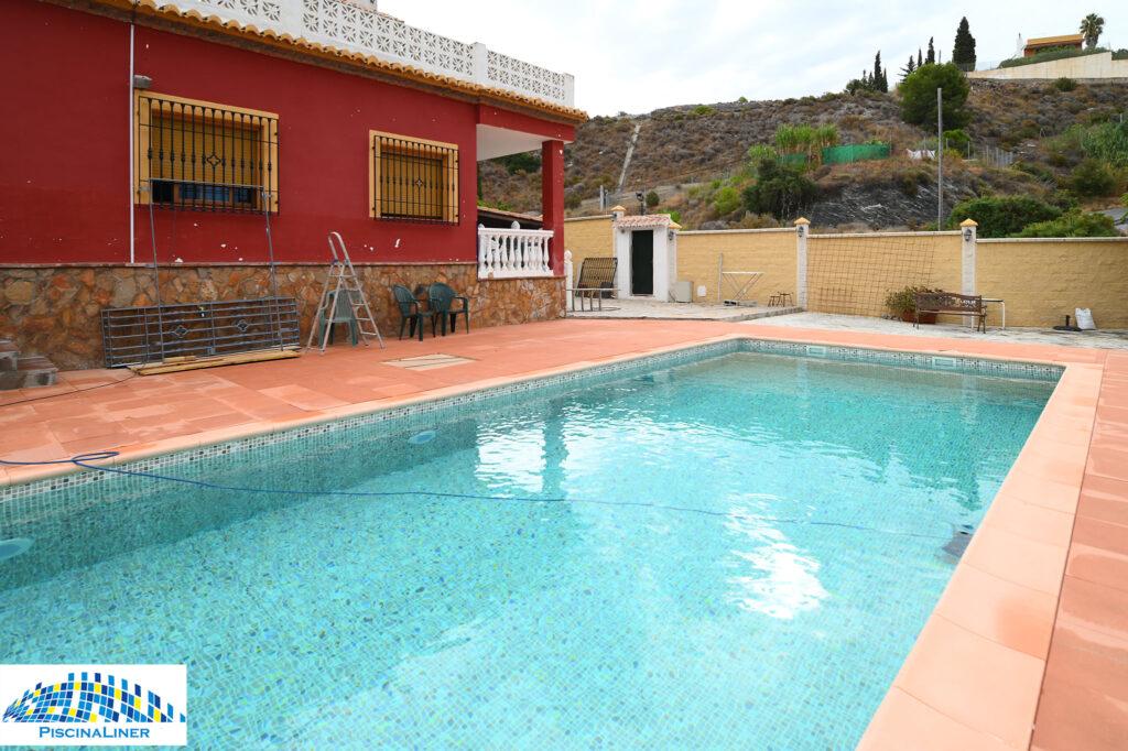 Swimming pool reform, Motril