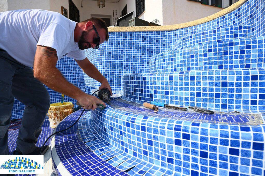 Repairing structural pool leaks