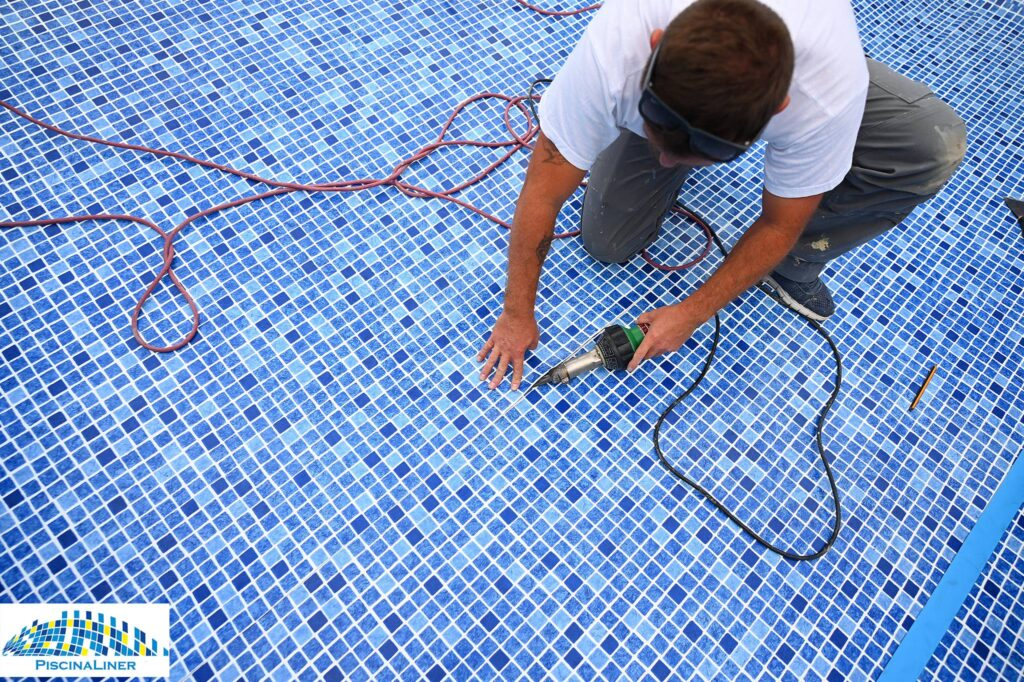 Spanish swimming pool liner company