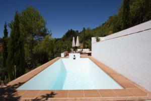 Pool Membrane, Gaucin, Malaga