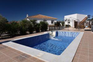 Persia Blue Pool Lining, Almeria