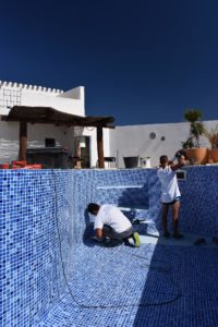 Swimming Pool renovation specialists, Almeria