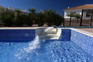 Cambiar liner piscina Almeria