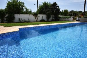 Persia Blue Pool Liner