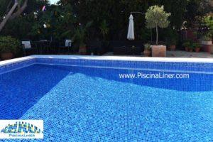 Instalacion de liners para piscinas