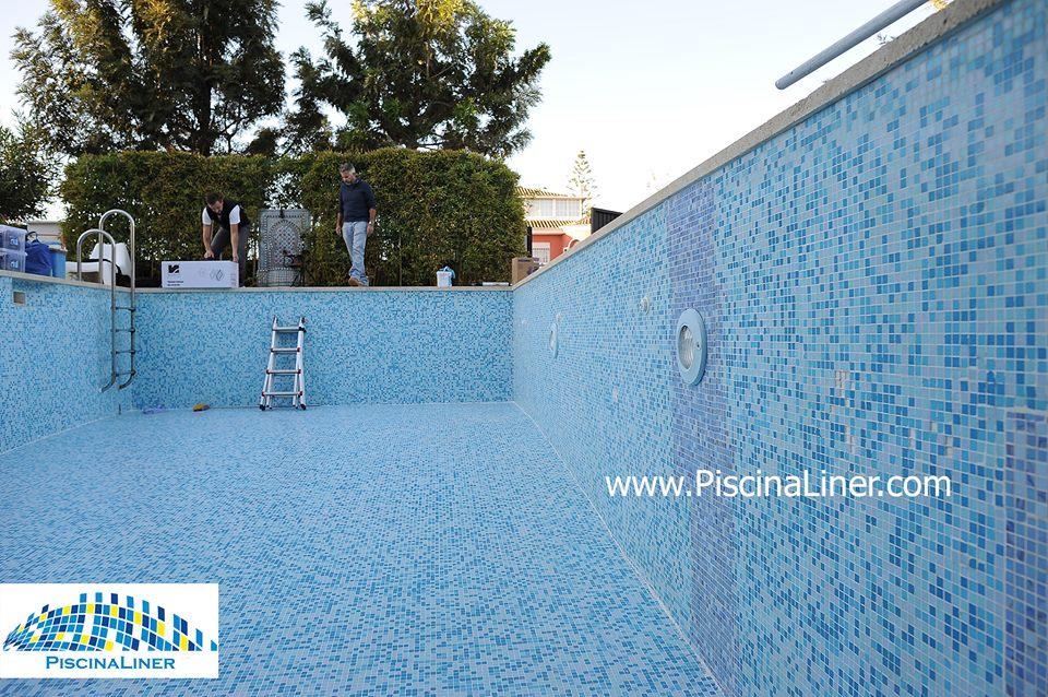 Cracked swimming pool repair, Torremolinos