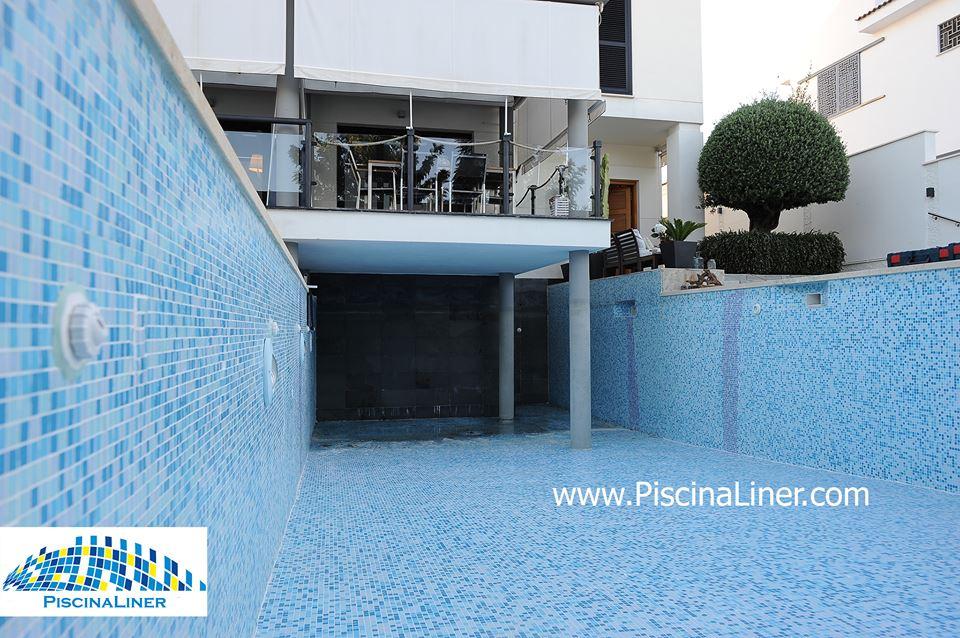 Leaking pool renovation